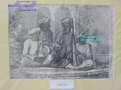 38934-Asien-Asia-Indien-India-MUSIK-MUSIC-TH-1840