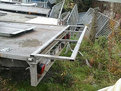 ifor williams traile4 rear extension  no vat