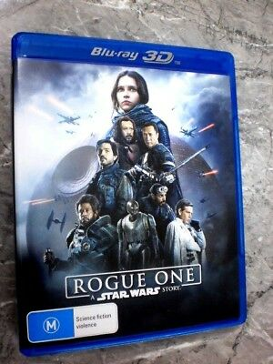 A Rogue One - Star Wars Story (Blu-ray, 2017)GBL19