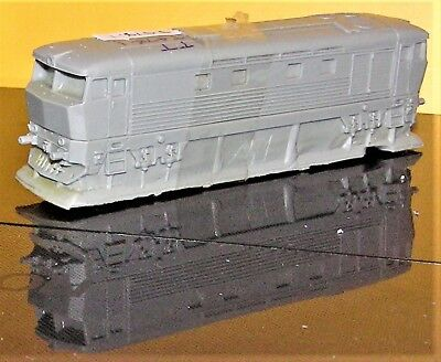 TT resin body shells for Czech Austrian Polish Russian East European locomotives