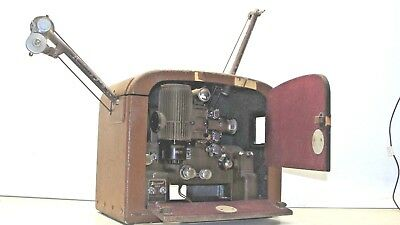 1940s Bell & Howell B&H Filmosound 185 16mm Film Projector - Untested