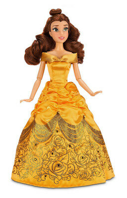 NEW Disney Store Belle Classic Doll, Beauty and the Beast