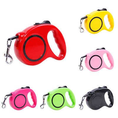 U Magic Pet Dog/Cat Puppy Automatic Retractable Traction Rope Walking Lead Leash