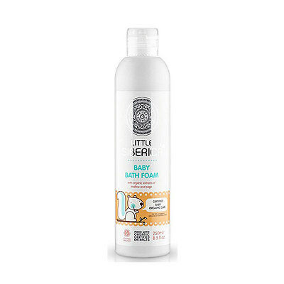 FOAM BATH CHILD BEFORE SLEEP 250 ml NATURA SIBERICA KROUS