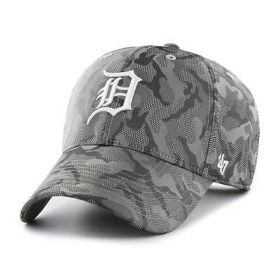 '47 Brand Detroit Tigers Smokelin MVP Adjustable MLB Cap