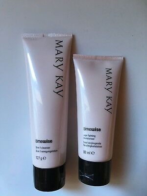 Mary Kay  TimeWise 3 in 1 Cleanser + Age Fighting Moisturiser Set, Neu & OVP