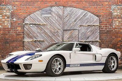 Ford Ford GT  06 Lightweight Forged Aluminum Wheels McIntosh Stereo System Bridgestone Tires