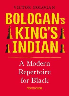 Bologan's King's Indian by Victor Bologan 9789056917203 (Paperback, 2017)