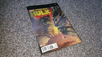 Incredible Hulk #709 3D Lenticular Variant (2017) Marvel Legacy