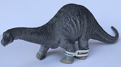 SCHLEICH Prehistoric Life RETIRED Apatosaurus Dinosaur 14501 BRAND NEW WITH TAG