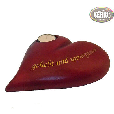 Urn Urns 1 Litre Heart Urn Grave Decoration Handmade Kerri Ceramic Animal Urn