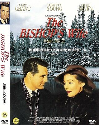 The Bishop's Wife (1947) Cary Grant / Loretta Young DVD NEW *FAST SHIPPING*