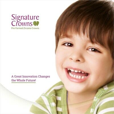 Dental Crowns (Pre-Formed Zirconia Pediatric Crowns)