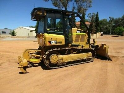 2014 Caterpillar D3K2 XL Crawler Dozer Tractor 6 Way Blade