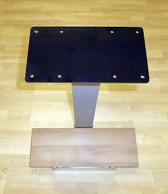 PC Computer Universal Mount from Wood Metal ca.65 cm High High Quality