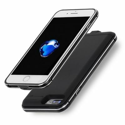Ultra-Slim Battery Charger Case Power Bank Charging Cover for iPhone 6 6s 7 Plus
