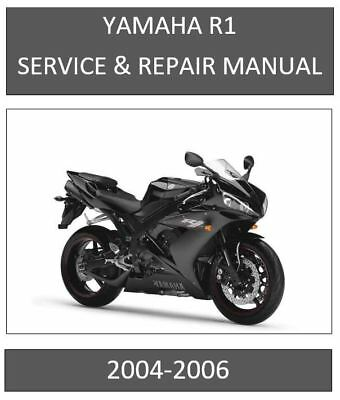 2006 r1 service manual how to and user guide instructions u2022 rh taxibermuda co 2003 R1 2004 r1 service manual pdf