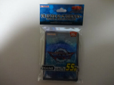 "Yu-Gi-Oh! Duelist Card Protector ""VRAINS"" Sleeve 55 pieces Japan"