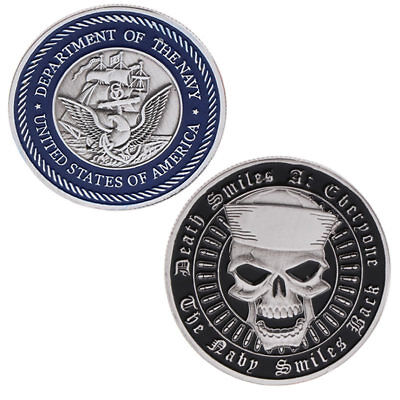 American Navy Army Commemorative Coin Collection Art Gift Alloy Souvenir 2018