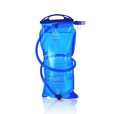 AONIJIE Outdoor Cycling Foldable PEVA Water Bag Sport Hydration Bladder Bag S4J9