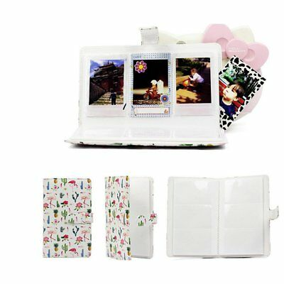 96 Pockets Instant Photo Album Picture Case For Fujifilm Instax Mini8/9/25/70 UU