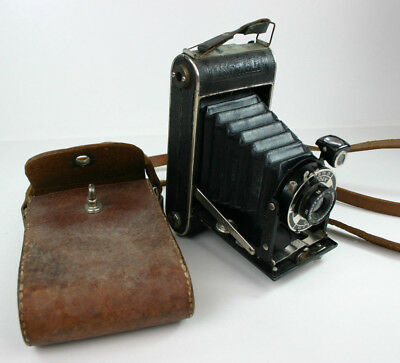 Kodak Junior 620 Vintage Folding Camera