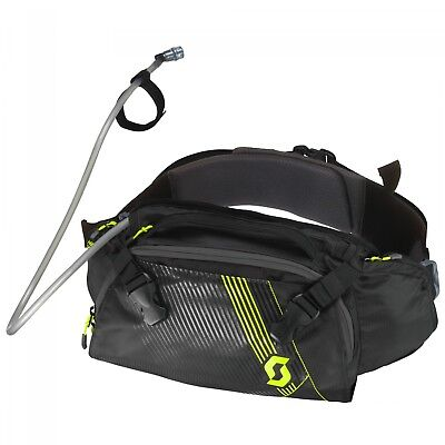 SCOTT Hip-Belt Enduro Offroad Gürteltasche/Trinksystem Qualifier black/yellow