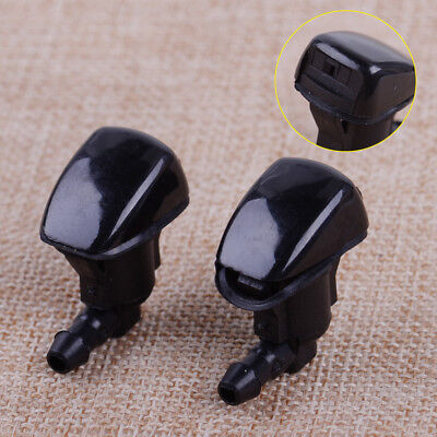 2Pcs Windshield Washer Nozzle Jet Fit for Toyota Sienna 4Runner Corolla Tacoma