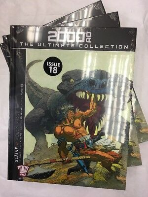 2000Ad Ultimate Collection Graphic Novel Issue 18 Slaine Volume One Axeman Comet