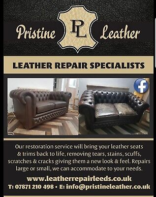 Leather Repair Business Be Your Own Boss