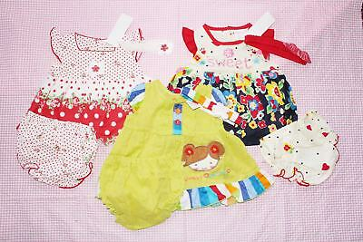 #F20, Baby Girl Clothes 9 Pcs/3 Set Baby Girl 0-3 Months Skirt+pants+Headband