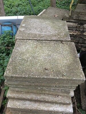 Paving Slabs   Concrete, Non Slip With Sand Facing For Terrace Or Steps