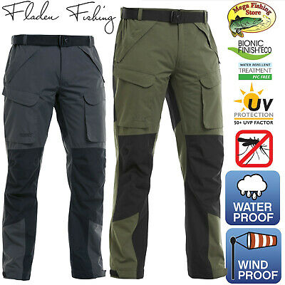 Angelhose Outdoor /& Angel Hose Fladen Authentic SOMMER Stretch Outdoorhose