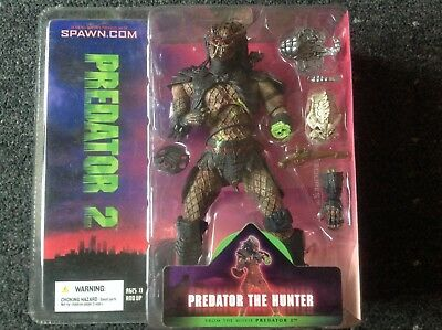 Predator 2 The Hunter Movie Maniacs / Danny Glover RAR Sold Out Action Toys NEW