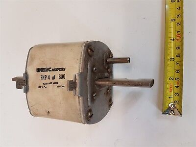 Unelec Fuse FNP4 gl 800A 500VAC 250VDC Norfuse - Used