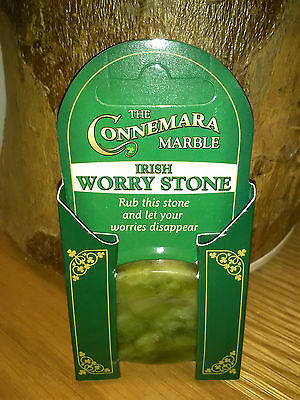 Connemara Marble From Ireland the  Worry Stone is a  Great Little Irish Gift