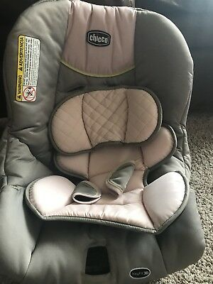 CHICCO KEYFIT 30 Infant Car Seat Cushion Cover Canopy Replacement ...
