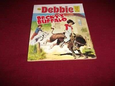 DEBBIE  PICTURE STORY LIBRARY BOOK  from the early 1980's - never been read!