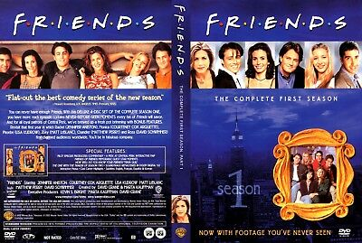 Friends Season 1 DVD Complete First Season BRAND NEW SEALED FREE FAST SHIPPING