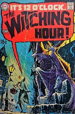 The Witching Hour (1969) Issue 04Uk