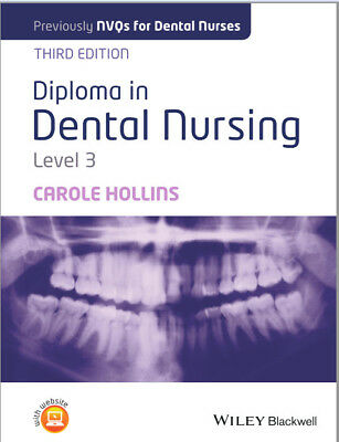 Diploma in Dental Nursing: Level 3, by Carole Hollins. PDF Download book