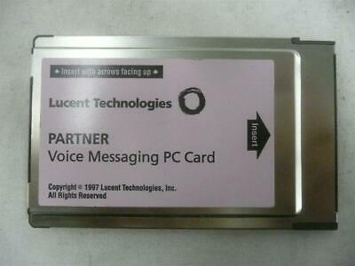 Avaya Partner Voice Messaging CWD3B 700429384 Voice Mail PC Card
