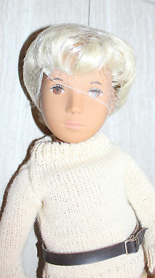Sasha Doll Blonde Sweater 112 Box Booklet Comes with Circle Tag