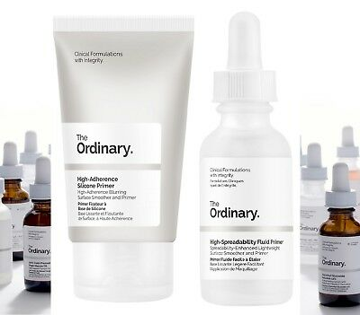 The Ordinary Primer High Adherence Silicone High-Spreadability Fluid Primer 30ml