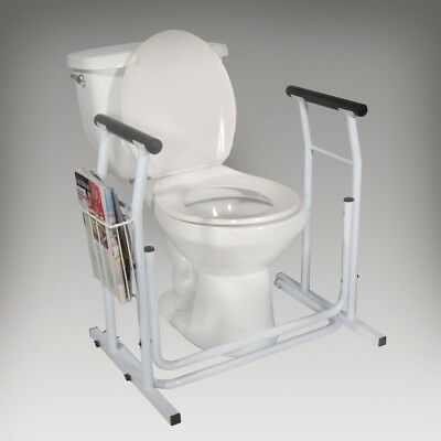 Drive Medical Free Standing Toilet Safety Frame (New in Box)
