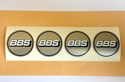 bbs RA centre cap stickers 48mm