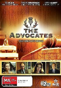 The Advocates - TV Series (2 DVD)- Starring Isla Blair ,  Ew