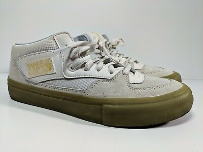 5f42734c36f10b Vans Half Cab Pro Pyramid Country Size 8.5 Glow In The Dark VN0A38CPP9Q  White