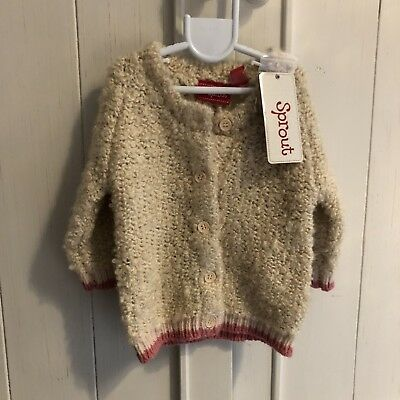 Sprout Baby Girls Cardigan