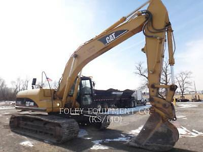 2004 CATERPILLAR 320CL Hydraulic Excavators
